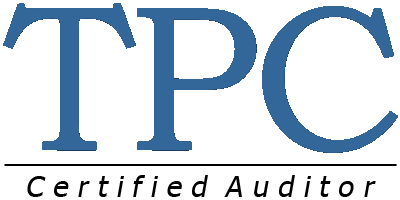 TPC Certified Auditor